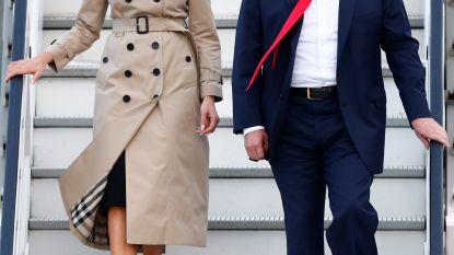Trump drijft spanning op nog voor hij voet op Belgische grond zet