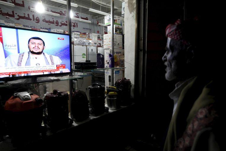 De rebellen vinden dat de inwoners van Jemen het recht hebben om zich tegen die