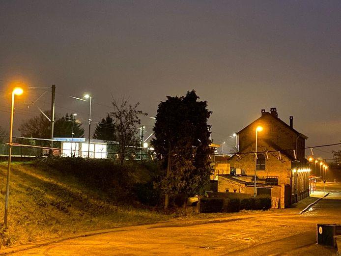Station Weerde.