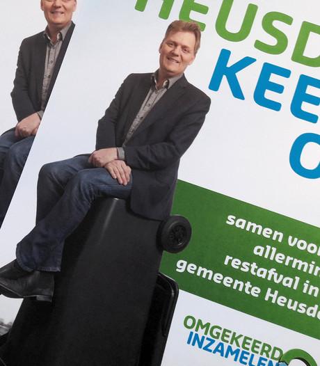 Omgekeerd inzamelen van restafval gaat prima in Vlijmen en Nieuwkuijk