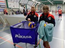 Protocol is heilig bij ZVH om volleybalwedstrijd mogelijk te maken