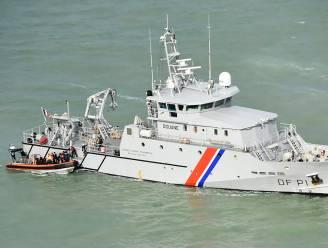 Franse hulpdiensten moeten 80 migranten redden uit bootjes op Kanaal