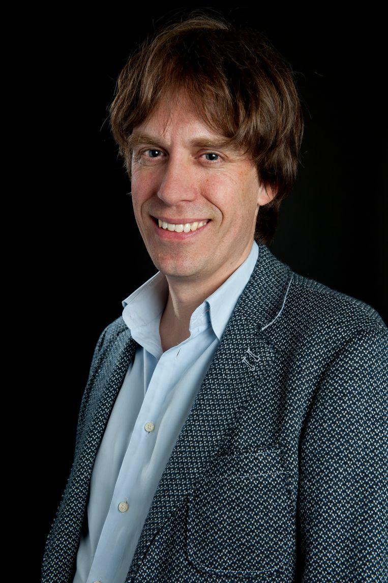 De 'slapende' cellen vinden is zoeken naar de speld in een hooiberg, zegt Alexander van Oudenaarden, hoogleraar kwantitatieve biologie en directeur van het Hubrecht Instituut in Utrecht.  Beeld