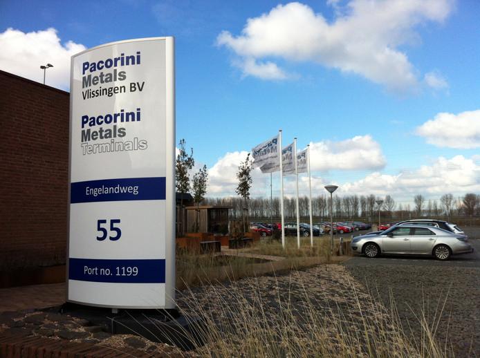 Pacorini Metals heet sinds 2016 Access World Terminals.