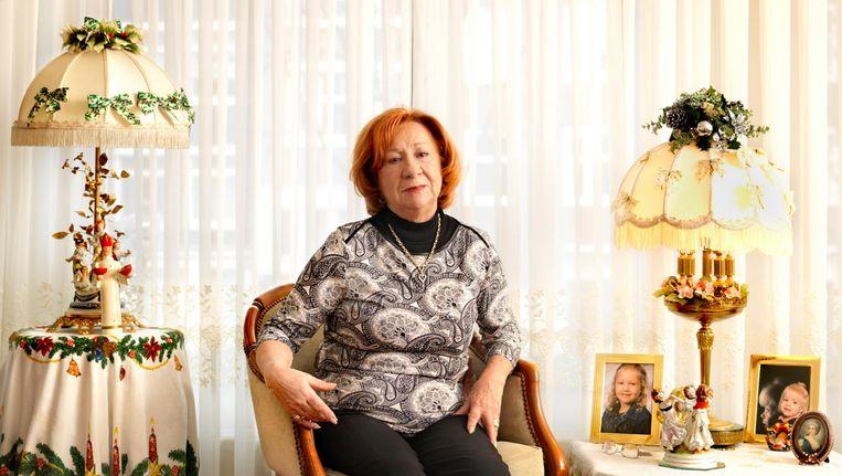 Annie (76) Beeld Marieke van der Velden