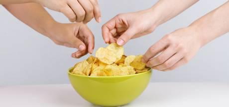 Snackproducent waarschuwt voor kleinere chips