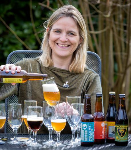 Gestelse Fiona weet álles van bier: '11 uur 's ochtends beste tijd voor een goede slok'