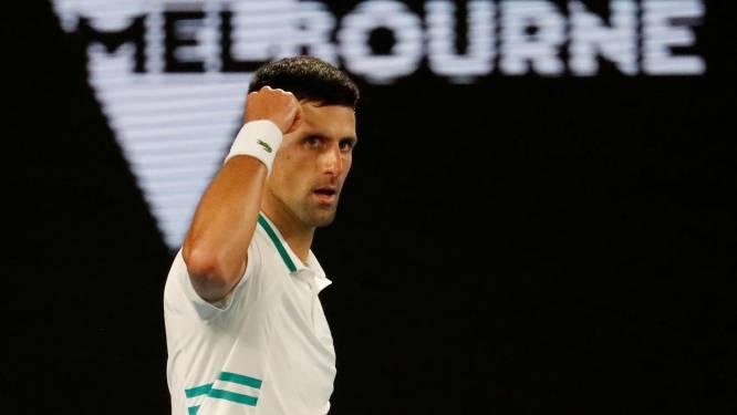 Geraken Djokovic, Thiem en Tsitsipas op Australian Open? Soap kent nieuwe episode nu premier van deelstaat géén niet-gevaccineerde tennissers toelaat