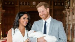 Prins Harry kan niet wachten om zoontje Archie zijn Afrikaanse roots te tonen