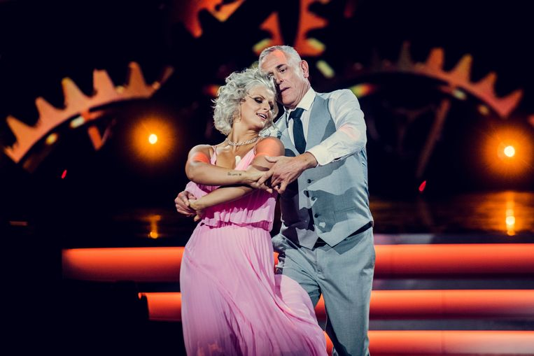 Dancing with the stars. Beeld Vier