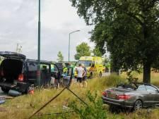 Bestuurder bestelbusje overleden na ernstig ongeval Budel