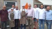 Poolse delegatie ontdekt Belgische chocolade