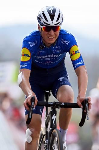 """Mauri Vansevenant maakt (na vervelende prik) debuut in Ronde van Zwitserland: """"Top tien zou straf zijn. Heb je de bezetting al eens bekeken?"""""""