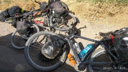 IS verspreidt video met vermeende daders aanslag fietsers in Tadzjikistan