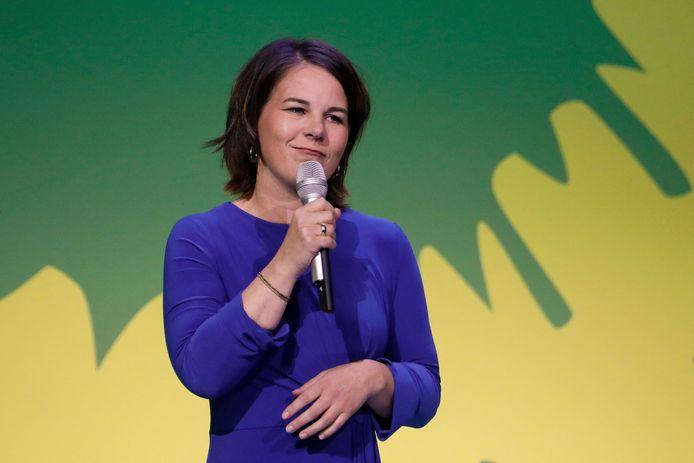 Annalena Barbock, kandidat kanselir Partai Hijau di Jerman