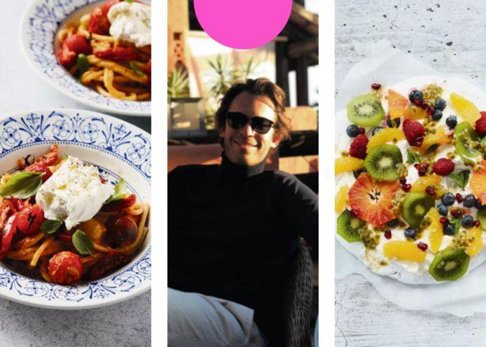 Chef Maxence Sys bundelde in zijn boek 'Mediterraneo' gerechten uit de zonovergoten keuken van zijn twee Pulpo-restaurants.