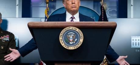 Brief voor president Trump met dodelijk gif ricine onderschept