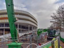 Ingestorte parkeergarage Eindhoven Airport eindelijk gesloopt: onderdelen worden verder onderzocht