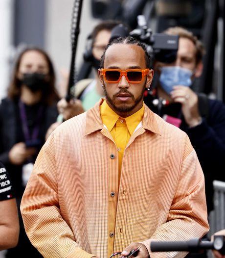 Lewis Hamilton: 'Iemand uitjoelen? Ik zou het zelf nooit doen'