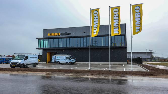 Jumbo opent distributiecentrum op Hessenpoort Zwolle