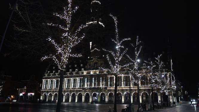 """Leuven laat sfeerverlichting nog even hangen: """"Mentale opkikker voor iedereen die passeert"""""""