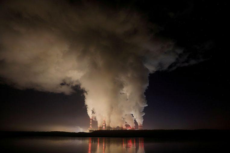 De scherpere doelstellingen zijn nodig om de opwarming van de aarde te kunnen beperken tot 2 en liever nog 1,5 graad, zoals in het klimaatakkoord van Parijs is afgesproken. Beeld REUTERS