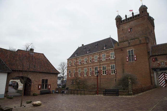Kasteel Huis Bergh.
