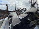 De ravage na de brand op bedrijventerrein 't Walletje in Knokke-Heist is gigantisch
