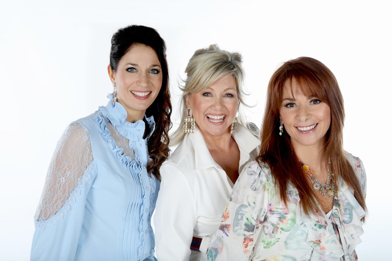 Sasha, Lindsay en Lisa del Bo.