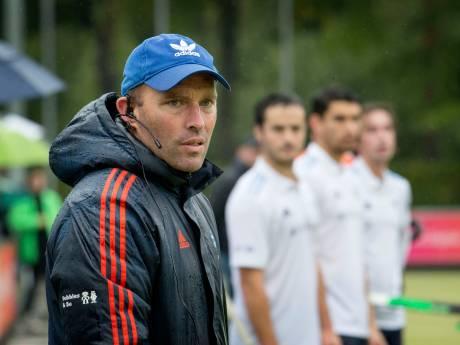 HC Tilburg-coach Delmée: 'Het leven is uit de competitie, maak een eind aan de onzekerheid'