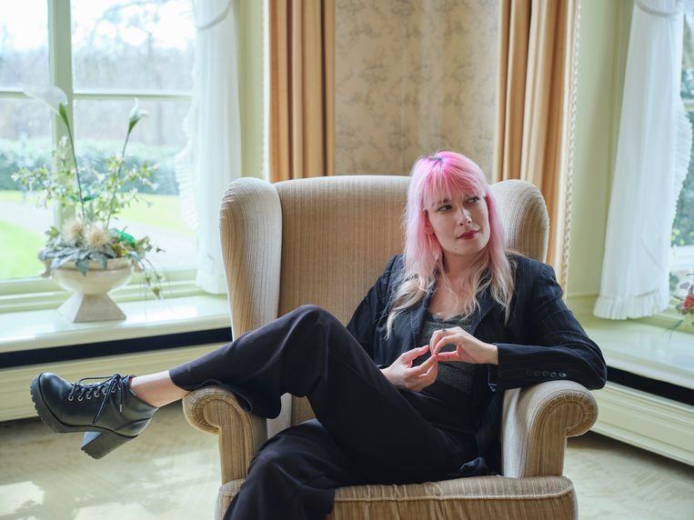 Aysha de Groot: 'Ik was 3 toen ik popster wilde worden. En dat wil ik in principe nog steeds.' Beeld Erik Smits
