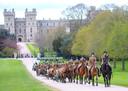 De voorbereidingen voor de begrafenis van prins Philip zijn momenteel al volop aan de gang.