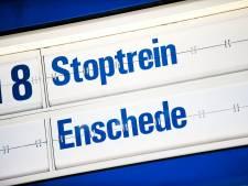 Geen treinen tussen Hengelo en Enschede door defecte trein