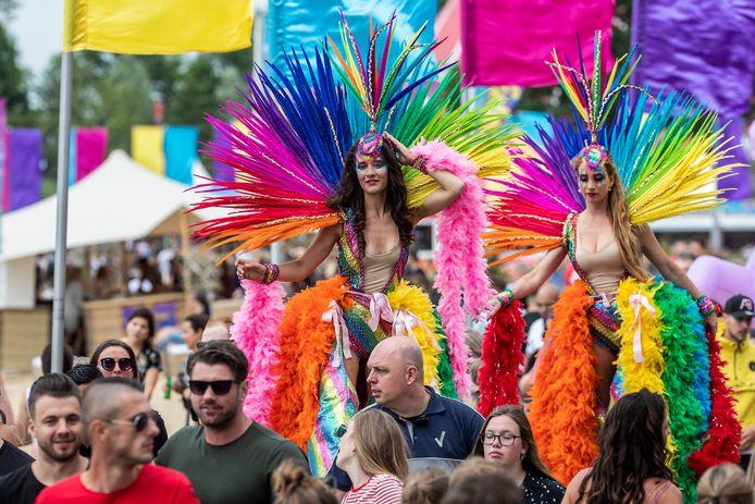 Dancefestival Dreamfields in Lathum is voor het tweede jaar op rij afgelast.