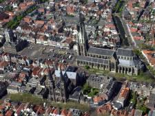 Groei aantal inwoners Delft gestopt door corona