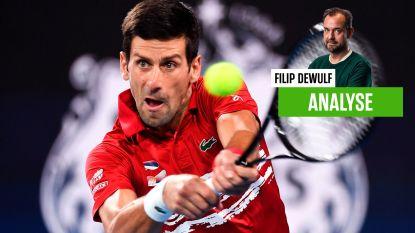Van opgekuiste kalender tot gemengde toernooien: onze specialist Filip Dewulf ziet vijf werkpunten richting ideale tenniswereld