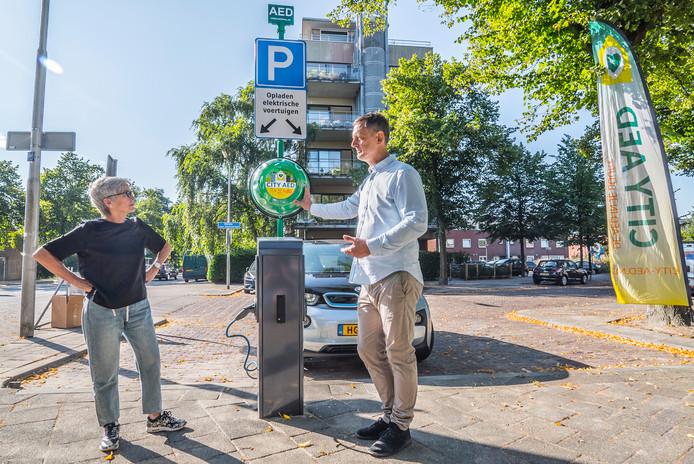Groenlinks De Bilt Pleit Voor Levensreddende Laadpalen Utrecht Ad Nl