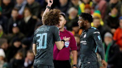 HERBELEEF hoe Chelsea replay moest toestaan in Norwich en hoe City in laatste halfuur afstand nam van Burnley