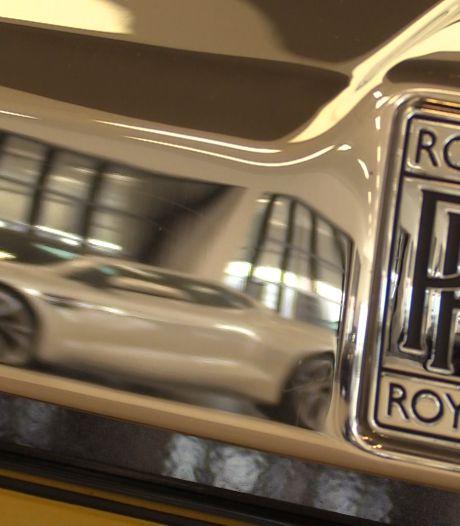 Verkoop Rolls-Royces stijgt explosief: 'Levertijden lopen aardig op'