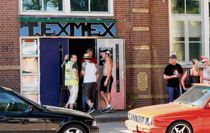Spijkenisse had ooit jongerencentrum TexMex maar dat werd gesloten.