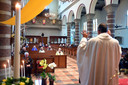 Noveen viering in kerk