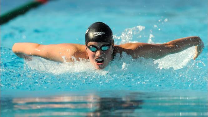 Kimberley Buys neemt over maand afscheid als zwemster