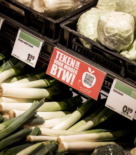 Gezondheidsexperts: maak groenten en fruit goedkoper en voer suikertaks in