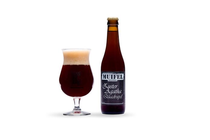 Zuster Agatha werd in 2015 al uitgeroepen tot Brabants Lekkerste Bier. Nu is het bier landelijk onderscheiden.