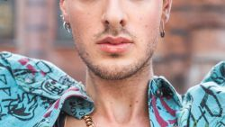 Glamourqueen met stoppelbaard: Vlaamse Joppe (22) is nieuw gezicht bij Zalando