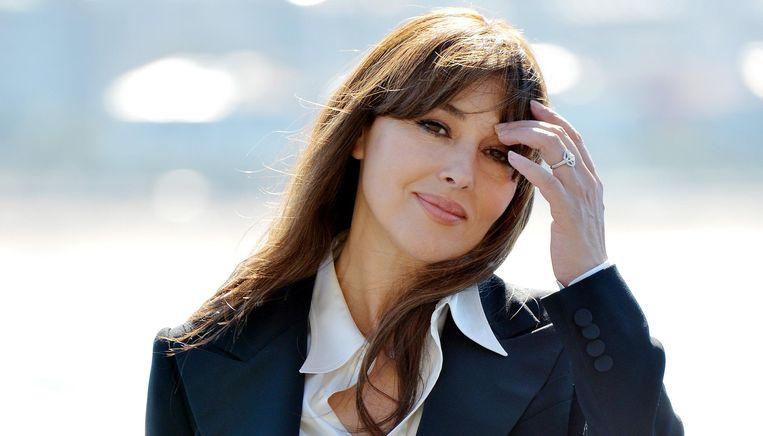 Monica Belluci. Beeld photo_news