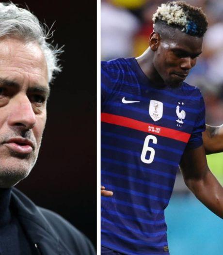 """Mourinho tacle Deschamps et les Bleus: """"Ils se sont un peu trop amusés"""""""