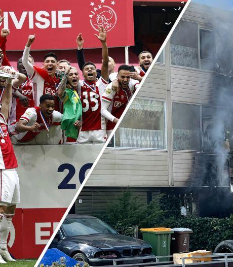 Nieuws gemist? Ajax pakt officieel de landstitel en vogels omgekomen bij woningbrand in Ede