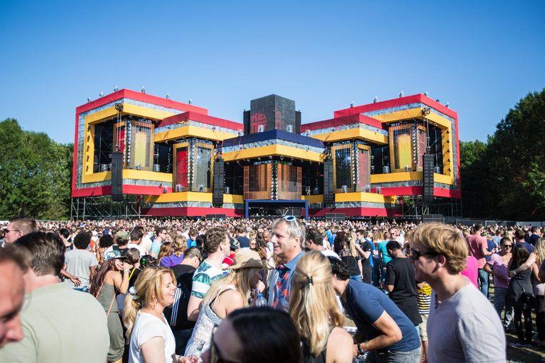 Awakenings Festival in Spaarnwoude.  Beeld Eva Plevier