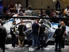Nieuwe Europese autoshow trekt 400.000 bezoekers